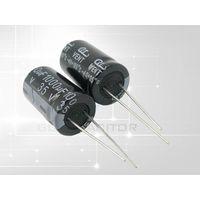 Standard Aluminum Electrolytic Capacitor (105C,2000h)