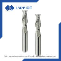 single flute end mill for aluminum