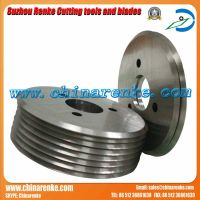 Rotatary Blade Circular Saw Blade with Points Paper Knives