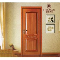 HONMAX S4031 interior solid wood door with size or color custom design