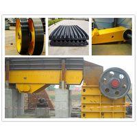 SDSY PE series jaw crusher quarry equipment