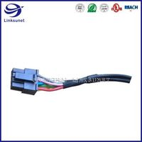 MOLEX 5557 sereis connector for Analysis instrument wire harness thumbnail image