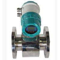 High precision Electromagnetic flow meter Corrosive liquid measurement