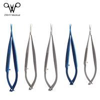 Vannas Scissors Instrument Manufacture