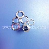 CNC Machining High Precision Titanium Alloy Medical Implant Accessories