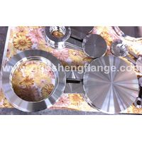 Figure 8 blank, blind flange by China manufacture