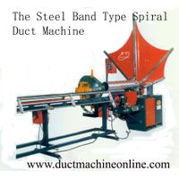 The steel band type Spiral Tube Former thumbnail image