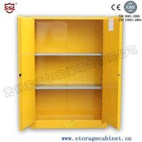 Industrial Safety Flammable Storage Cabinet Equipment , Fire Resistant Cupboards thumbnail image