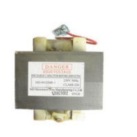 transformer for microwave oven