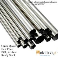 Stainless Steel Welded Pipes thumbnail image