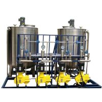 Fully automatic chemical dosing system for flocculation thumbnail image