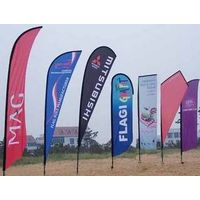 Promotional Gifts-Flag Advertising Flag Flying Banner Beach flag Banner imprinted banner