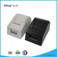 Thermal Printer Ethernet ZJ-5890G Thermal Receipt Pos Printer 58mm