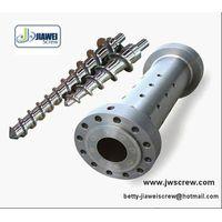 rubber extruder screw