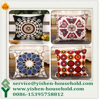 Yishen-Household make a embroidery chair cushion cover hot on Amazon eb