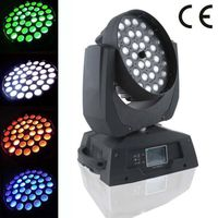 36pcs810W RGBW 4in1 LED Moving Head Zoom for stage light disco light thumbnail image