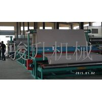 HDPE DRAINAGE BOARD MACHINE