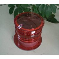 solar marker light for offshore platform