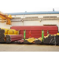 Color Pipe Painting Line for Steel Pipe, channel