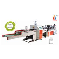 CH-ST-1 Single Line High Speed T-shirt Bag making machine thumbnail image