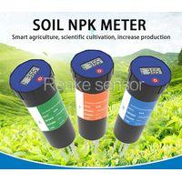 handheld digital soil NPK fertility nutrient analyzer meter tester 1 buyer thumbnail image