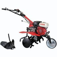 GASOLINE ROTARY MINI TILLERS AND CULTIVATOR POWER BY HONDA GX160 DW500CGX thumbnail image