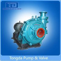 Coal Washery Usage Heavy Duty Abrasion-proof Horizontal Centrifugal Slurry Pump