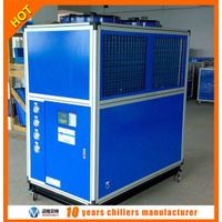 Air cooled scroll Industrial water chiller