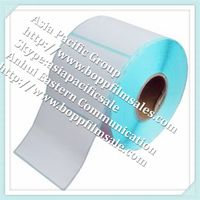 Self adhesive labels rolls thumbnail image
