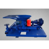 Single jet mud mixer combined with 45 KW sand pump
