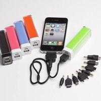 Hot! Small size 5V 650MA Powerbank, portable Powerbank 2200mAh Iphone/Samsung/HTC/Nokia/GPS/IPOD/NAS