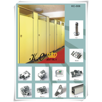 304 Stainless Steel Hardware For Partition Cubicle Partition