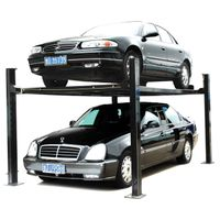 Electric Lift FPP708N  four post hydraulic lift