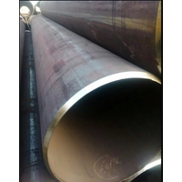 Longitudinally  Submerged Arc Welded Steel Pipe (LSAW)