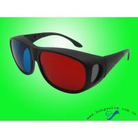 durable anaglyphic 3D glasses