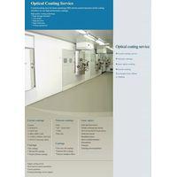Optical coating service