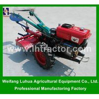 Agriculture machinery of 12hp walking tractor for sale thumbnail image
