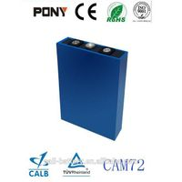72AH LiFePO4 lithium battery-Lighter