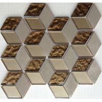 Stainless steel mosaic tiles thumbnail image