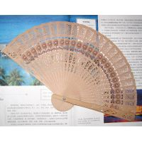 hot selling wooden fan in 2014