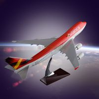 Static Model Plane Simulation Aircraft Model Factory OEM Avianca S.A. Airlines Boeing 747 Resin