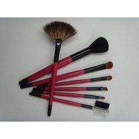 7pcs makeup brush set thumbnail image