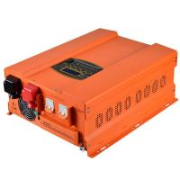 High Capacity 12KW 48V DC to 110V 230V AC Solar Pump Inverter with Remote Control,Automatic Generato