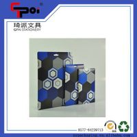 Wholesale Office & School Stationery Printing PP Document Bag With String closure File Folder