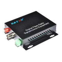 mini 1-channel video optical transceiver
