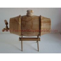Manufacturers & Exporters of Onyx Beer Tanks, Onyx Beer Barrels in custom design and shapes