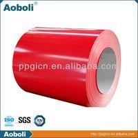 PPGI PPGL Color Steel Coil colour coating