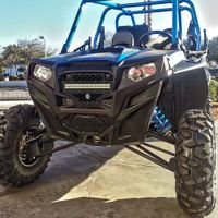 Auto LED Grilles for RZR Polaris 2011-2013 model