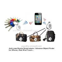 Bluetooth Anti loss Alarm Tracker and Self Remote shutter for iOS and Android