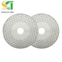 Electroplate diamond saw blades for stone&concrete&gemstone&ceramic tile cutting thumbnail image